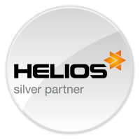 Silver partner pro HELIOS Orange
