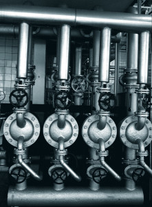 Údržba strojů a zařízení
