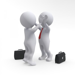 Vztahy s obchodními partnery