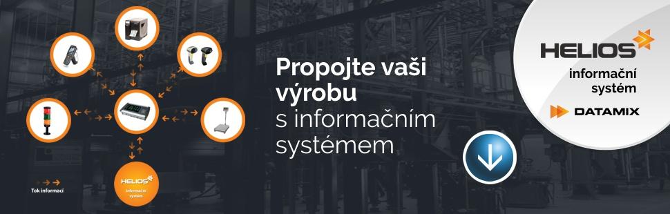 Propojte vaši výrobu s informačním systémem